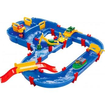AquaPlay zestaw Megabridge 528 (33 elementów)