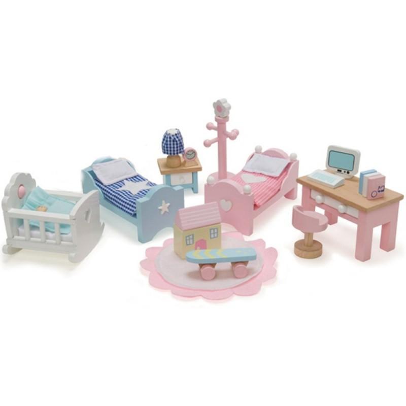Pokój dziecięcy Daisylane do domków dla lalek, Le Toy Van
