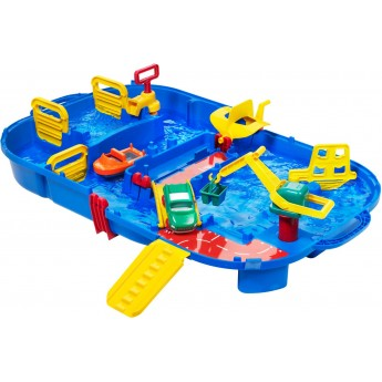 AquaPlay zestaw Aqualand przenośny 512 (22 elementów)