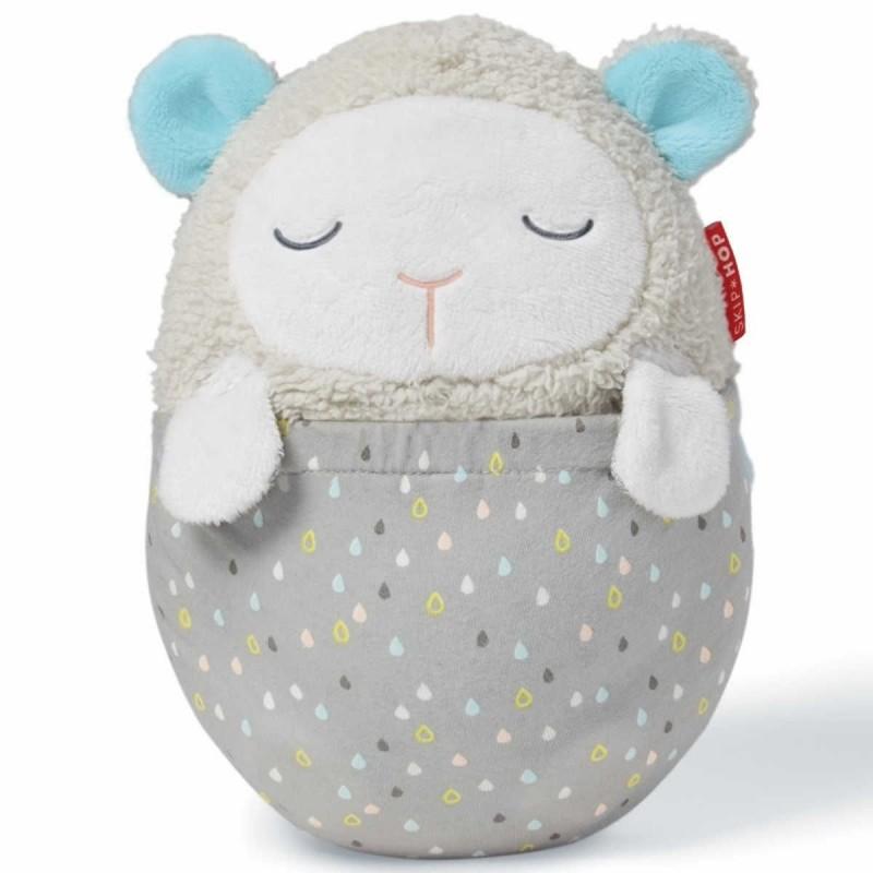 Projektor i pluszowa pozytywka dla niemowląt Owieczka, Skip Hop