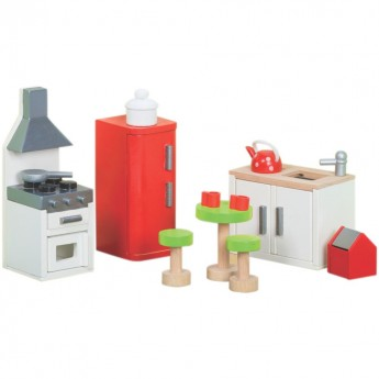 Kuchnia Sugar Plum do domków dla lalek, Le Toy Van