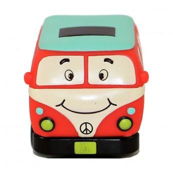 Samochodzik z napędem czerwony Groovy Patootie, B.Toys