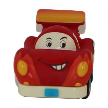 Samochodzik z napędem czerwony Freddy Zoom, B.Toys