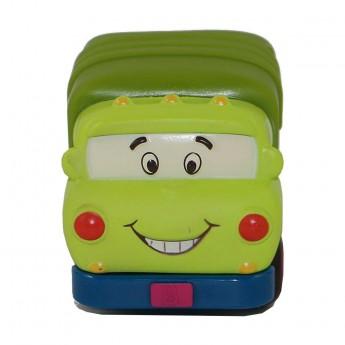 Samochodzik z napędem zielony Green Queen, B.Toys