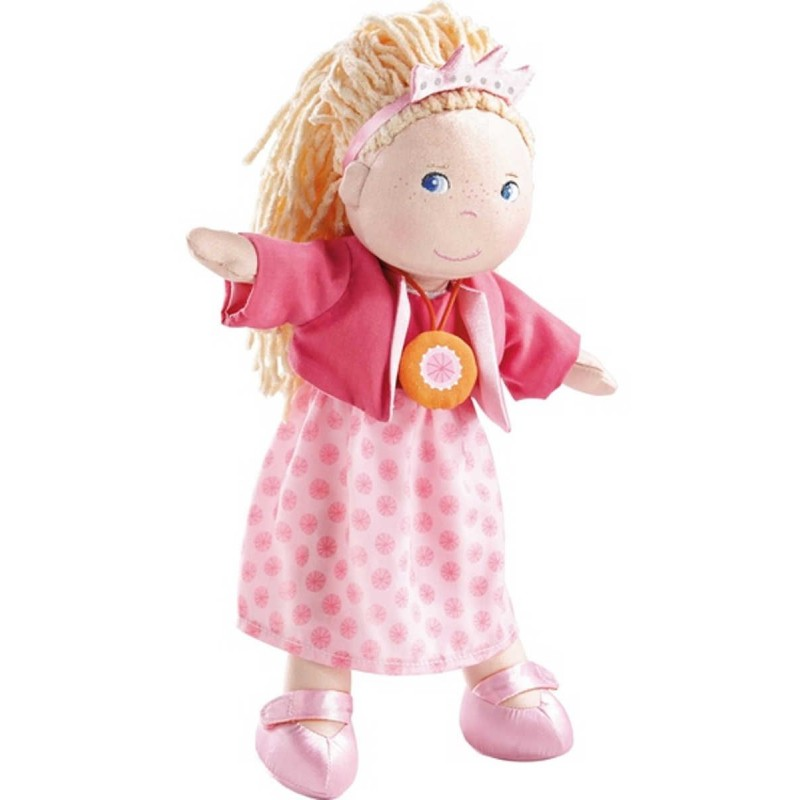 Haba lalka szmaciana dla dzieci Księżniczka Rosalina 30cm