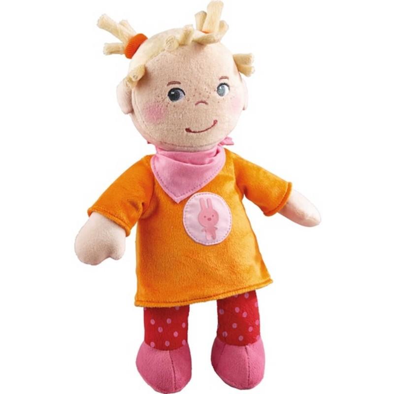 Haba lalka szmaciana Thea dla niemowląt
