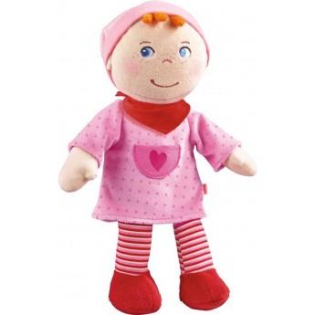 Haba lalka szmaciana Inga dla niemowląt od 6mc