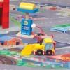 Pojazdy budowlane, Le Toy Van