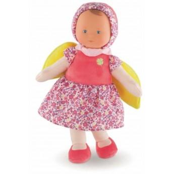 Lalka bobas szmacianka dla niemowląt Wróżka Floral Bloom, Corolle