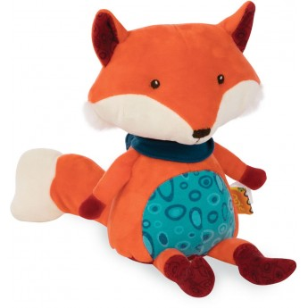 B.Toys pluszowy lisek –gadający gagatek- zabawka interaktywna