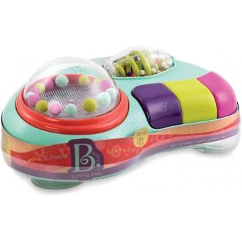 B.Toys konsola grająca dla niemowląt z przyssawkami
