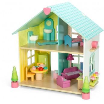 Evergreen House domek z mebelkami, Le Toy Van