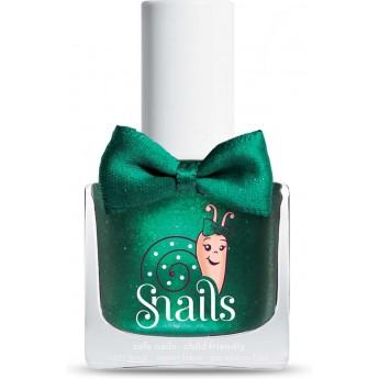 Zielony lakier do paznokci dla dziewczyn Snails Festive Candy Apple