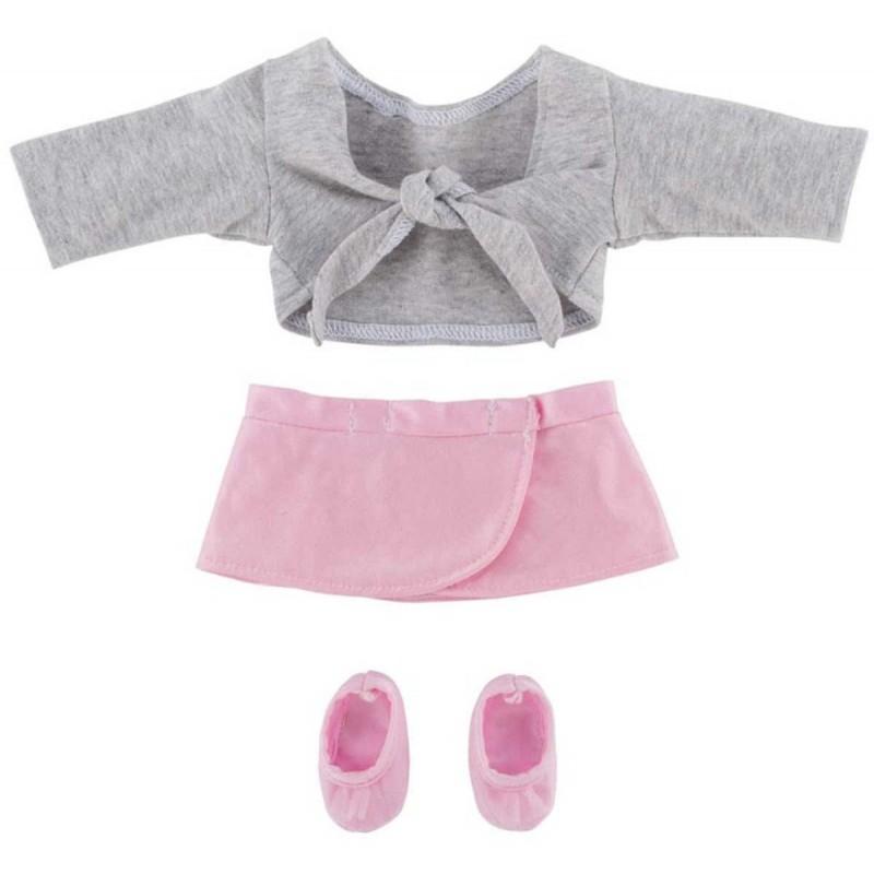 Ubranka dla lalek Vanilla 36cm strój baletnicy, Corolle