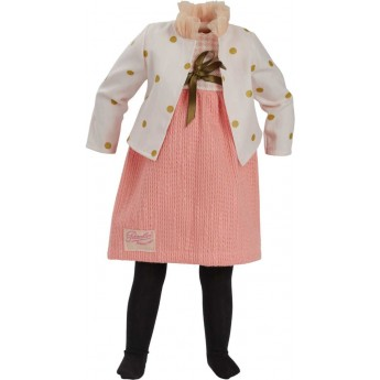 Ubrania Alix dla lalek 48cm by S. Natterer, Petitcollin