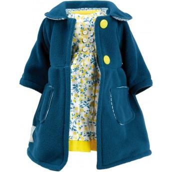 Ubranka dla lalek Marie-Francoise 40cm wzór Dauphine, Petitcollin