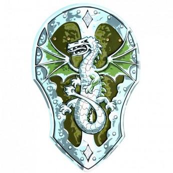 Tarcza rycerza Dragon zabawka piankowa, Liontouch