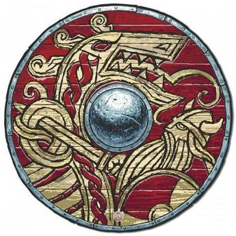 Tarcza zabawka dla chłopców Harald Viking, Liontouch