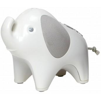 Skip Hop Projektor Słoń z lampką i pozytywką dla dzieci