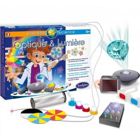 Eksperymenty optyczne i ze światłem dla dzieci, SentoSphere