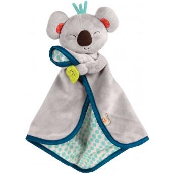 B.Toys Kocyk-przytulanka dla niemowląt Miś Koala
