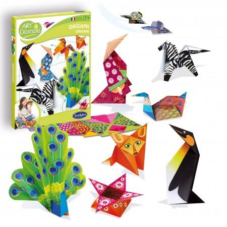 Origami krok po kroku dla dzieci od 7 lat, SentoSphere