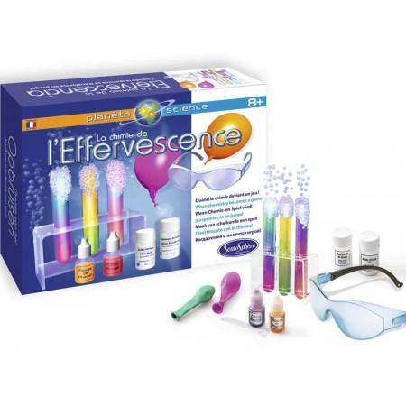 Eksperymenty dla dzieci Musujące Bąbelki, SentoSphere