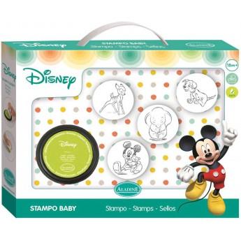 Stempelki piankowe z uchwytem Disney Klasyczny +18m, Aladine