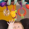 B.Toys Zabawka spirala do fotelika dla niemowląt