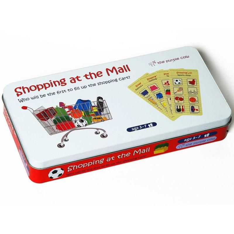 Gra dla 3 latka Zakupy w Sklepie, The Purple Cow