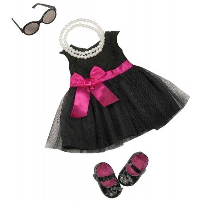 Ubrania dla lalek zestaw It's Pearl-lific, Our Generation