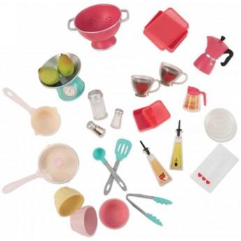 Naczynia i akcesoria kuchenne dla lalek, Our Generation