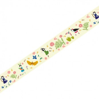 Djeco Taśma do scrapbookingu masking tape Chichi 1,5 cm