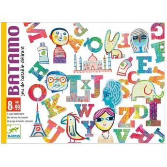 Djeco Gra karciana edukacyjna Batamo dla dzieci 8+