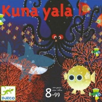 Djeco Gra taktyczna Kuna Yala dla dzieci od 8 lat