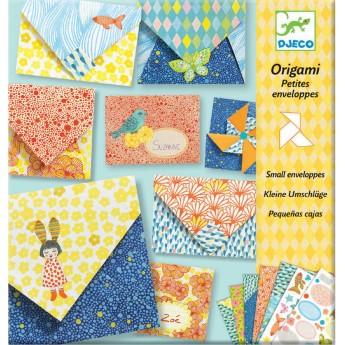 Djeco Koperty ozdobne z origami dla dzieci od 7 lat