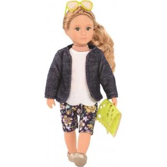 Lalka dla dziewczynki Faith z długimi włosami, Lori