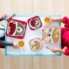 Skip Hop zestaw obiadowy dla dzieci Zoo Winter Jelonek