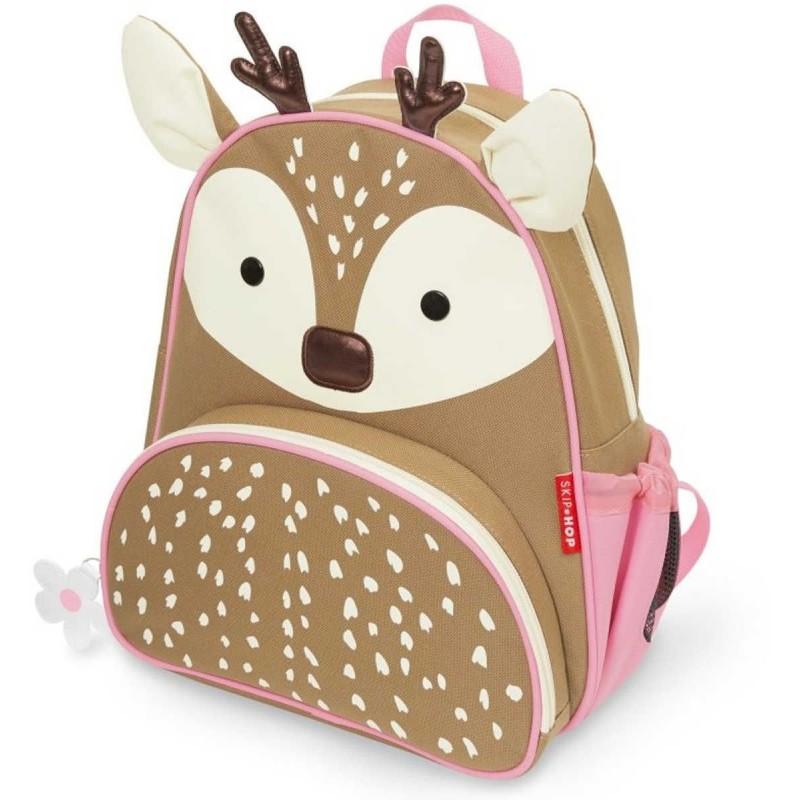 Plecak dla przedszkolaka Zoo Winter Jelonek, Skip Hop