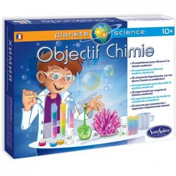 Eksperymenty chemiczne dla dzieci, SentoSphere