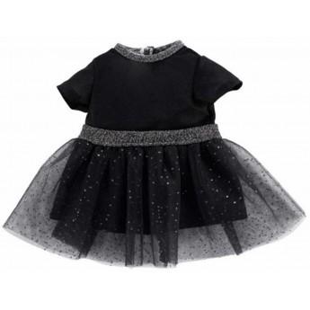 Ubranko dla lalki 36 cm Sukienka Wizytowa czarna, Corolle
