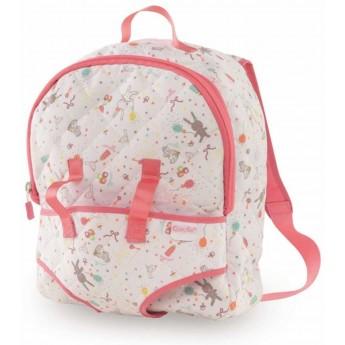 Plecak dla dziecka +18mc i nosidełko dla lalek 2w1, Corolle