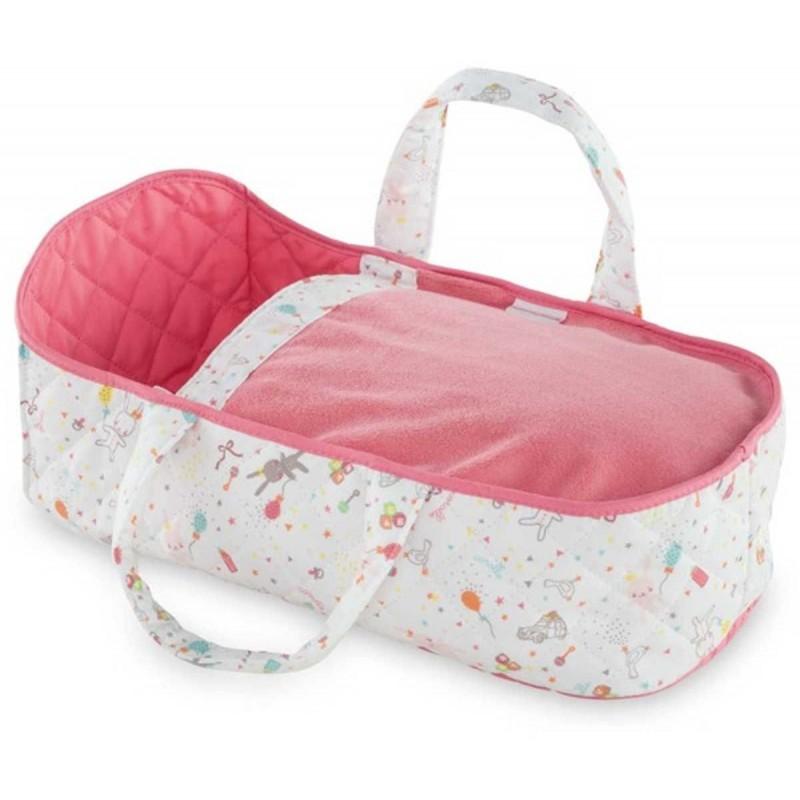 Koszyczek łóżeczko miękki dla lalki 30 cm, Corolle