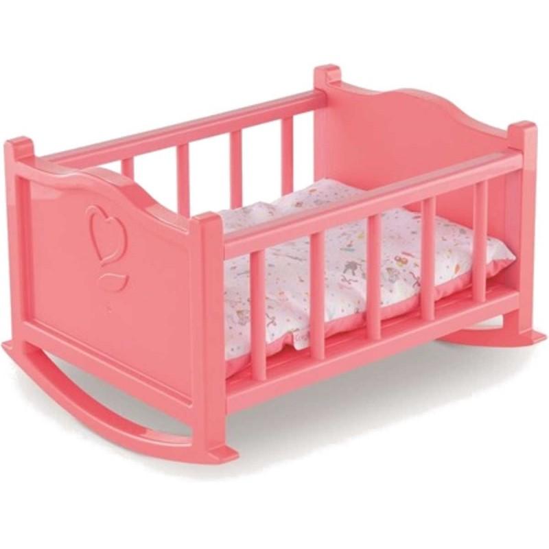 Bujane łóżeczko kołyska dla lalki 30 cm, Corolle