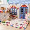Mata do zabawy Toy Shop dla dzieci średnia, Win Green