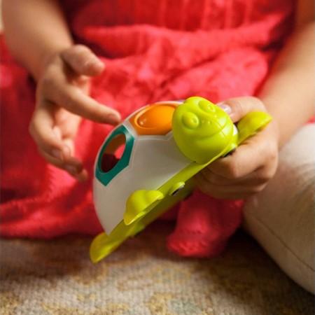 Żółw Shelly Sorter Kolorów, Fat Brain Toys