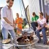 Haba Grill węglowy bezpieczny do grillowania z dziećmi