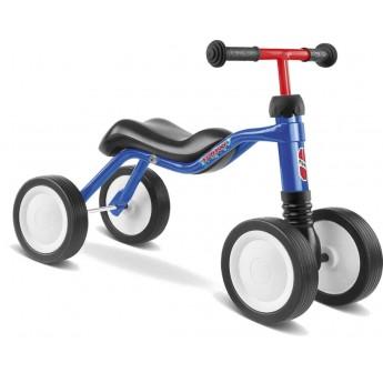 Puky Wutsch jeździk niebieski metalowy dla dzieci od 18mc