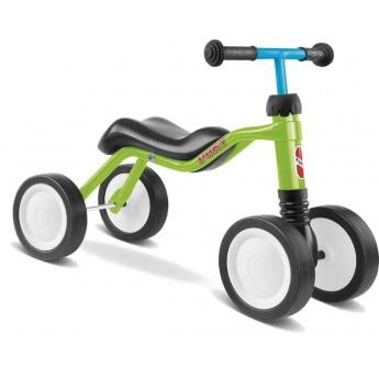 Puky Wutsch jeździk kiwi zielony metalowy dla dzieci od 18mc
