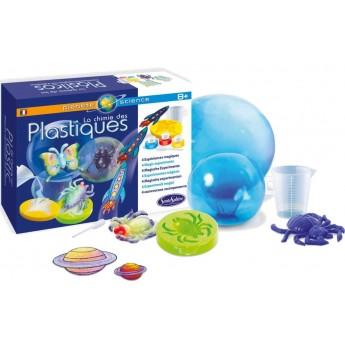Eksperymenty do robienia z plastikami dla dzieci +8, SentoSphere